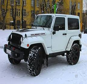 RIGID и JEEP Rubicon