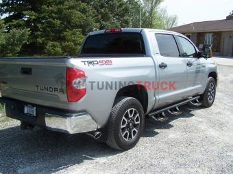Пороги  для Nissan Titan King Cab 8' Bed 08-09