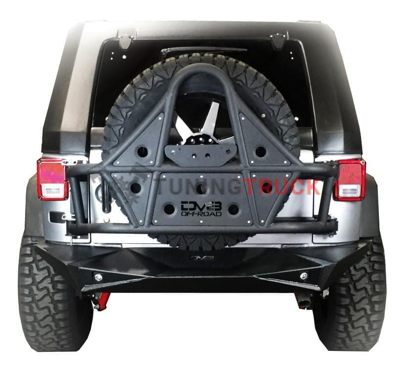 Tire Carrier for 2007-2017 Jeep Wrangler