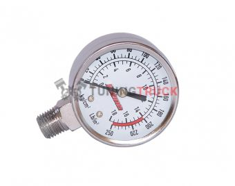Stainless Tank Mt Gauge